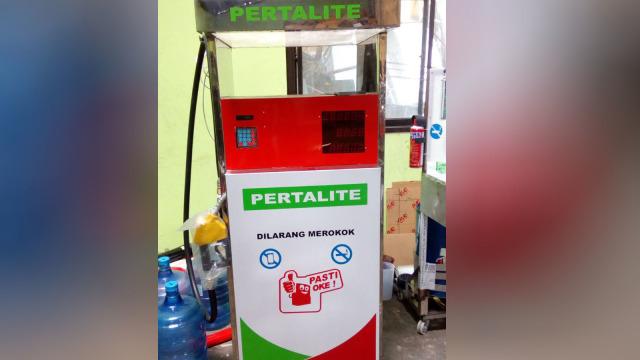 Penjual Bensin Pertamini Mengaku Raup Untung Rp 52.500 Per Hari (531737)