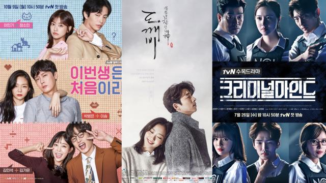 5 Drama Korea Terbaik Produksi tvN - kumparan com