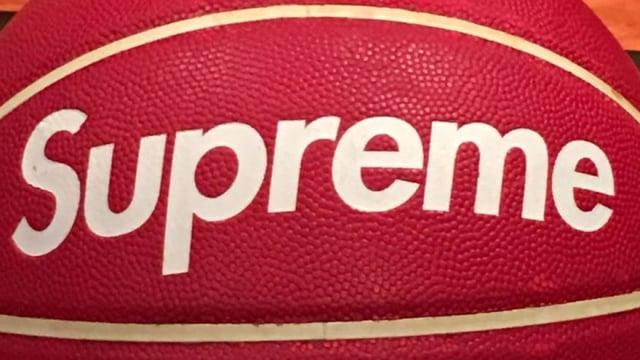 Supreme Rilis Bola Basket Seharga Rp 338 Juta (242813)