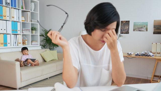 Ibu depresi (COV)