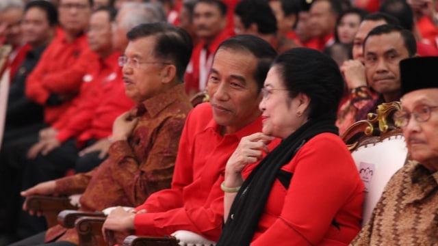 PDIP: JK Jadi Tokoh Penting untuk Beri Masukan soal Cawapres Jokowi (59890)