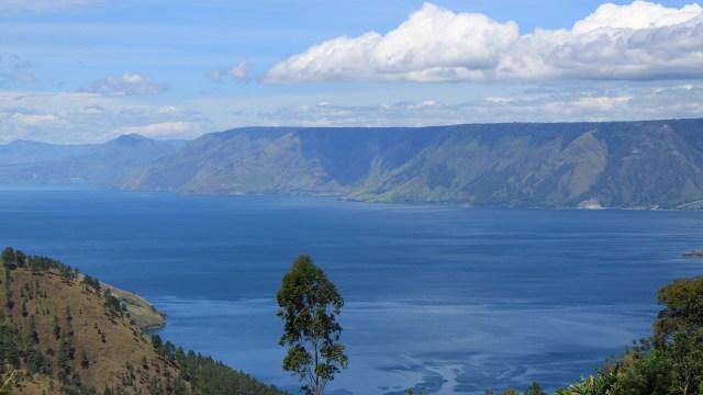 Danau Toba di Pulau Samosir