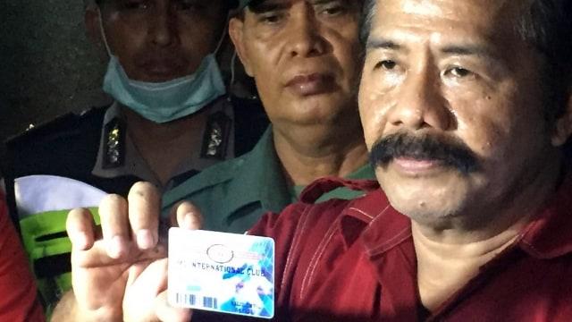 Johny Pol Latupeirisa kepala BNN DKI Jakarta