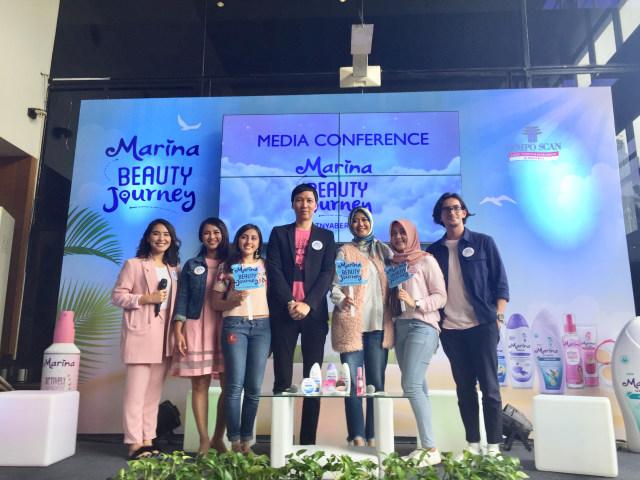 Marina Wadahi Wanita Milenial untuk Mengembangkan Minat dan Bakatnya (57158)