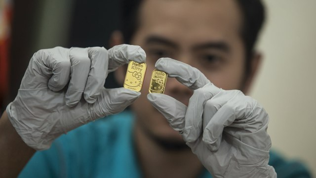 Harga Emas Antam Hari Ini Naik Rp 8.000 per Gram (354569)