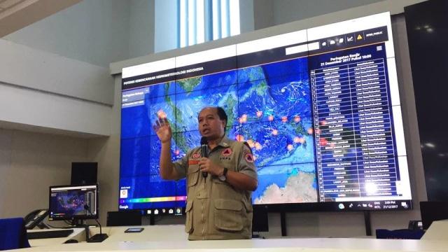Mengapa Angka Kebakaran Hutan Indonesia di 2017 Turun Drastis? (1175544)