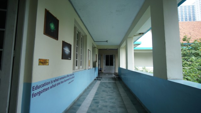 Ilustrasi Sekolah di Jakarta