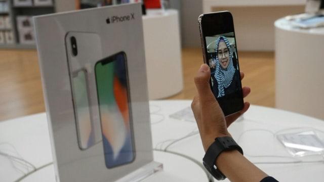 Peluncuran perdana iPhone X
