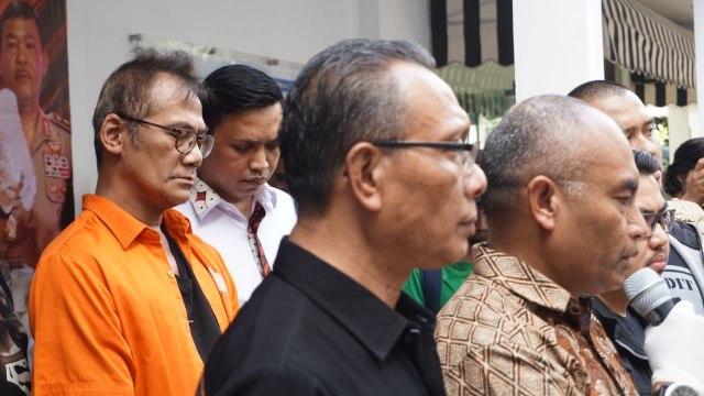 Pengacara: Tio Pakusadewo Kemungkinan Bebas 15 April (88049)