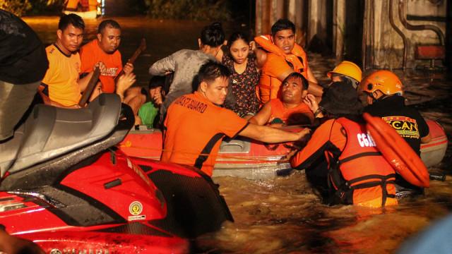 Korban Meninggal Badai Tembin di Filipina Jadi 200 Orang (160509)