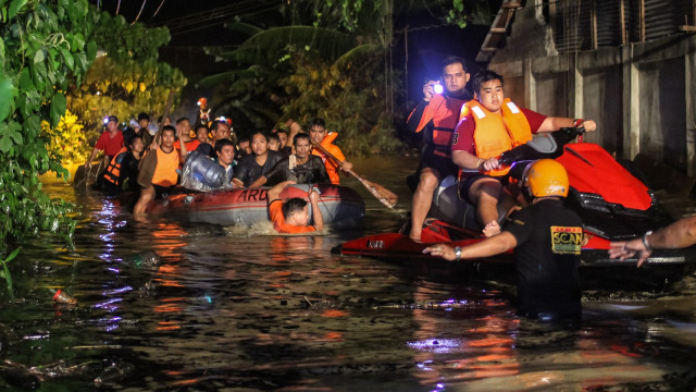 Badai Tembin Filipina
