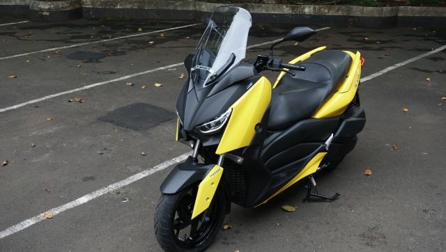 Test Ride: Yamaha XMAX 250 Buat yang Mau Naik Kelas  (82777)
