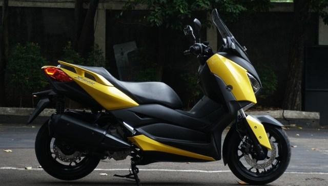 Yamaha XMAX Indonesia Punya Seragam Baru, Tantang Honda Forza 2021 (297839)