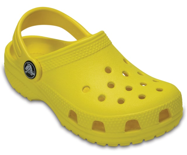Crocs Kuning