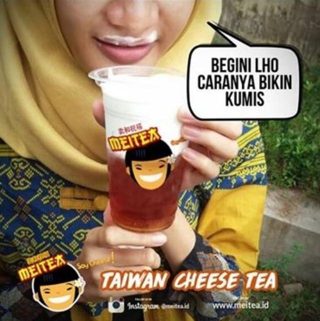 Sensasi Cheese Tea, Minuman Anti Mainstream Meitea Mulai Dari Rp7 Juta (42)