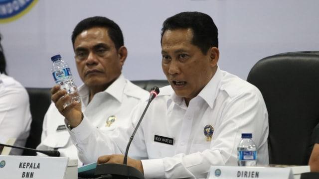 BNN: 36 Diskotek di Jakarta Terindikasi Edarkan Narkoba (489487)