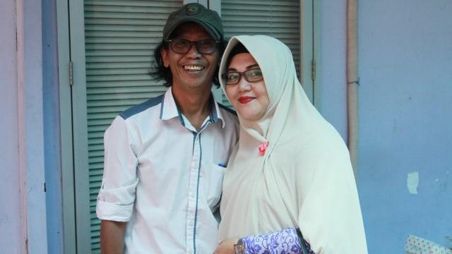 Mandra dan Istrinya, Mila Sari Juwita.