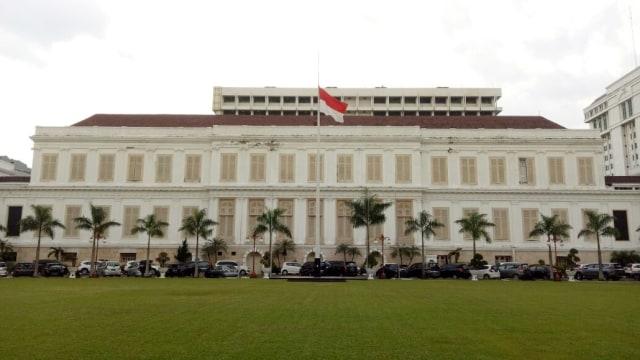 Gedung 'Berhantu' di Kantor Sri Mulyani Akan Direnov, Dianggarkan Rp 213 M (26195)
