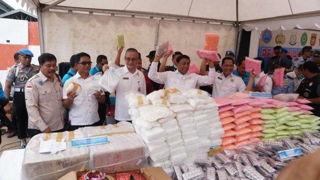 Bersama Buwas, Wiranto Pilih Ekstasi Termahal untuk Dimusnahkan (478168)