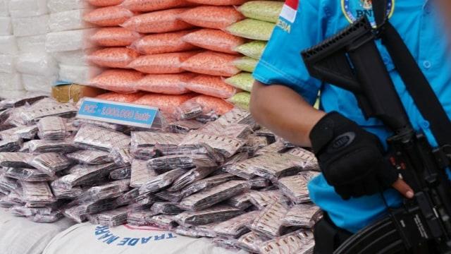 Bersama Buwas, Wiranto Pilih Ekstasi Termahal untuk Dimusnahkan (478169)