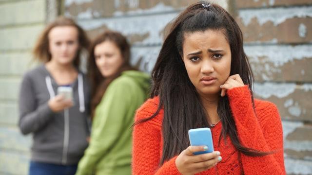 Anak bisa menjadi pelaku atau korban cyber bully