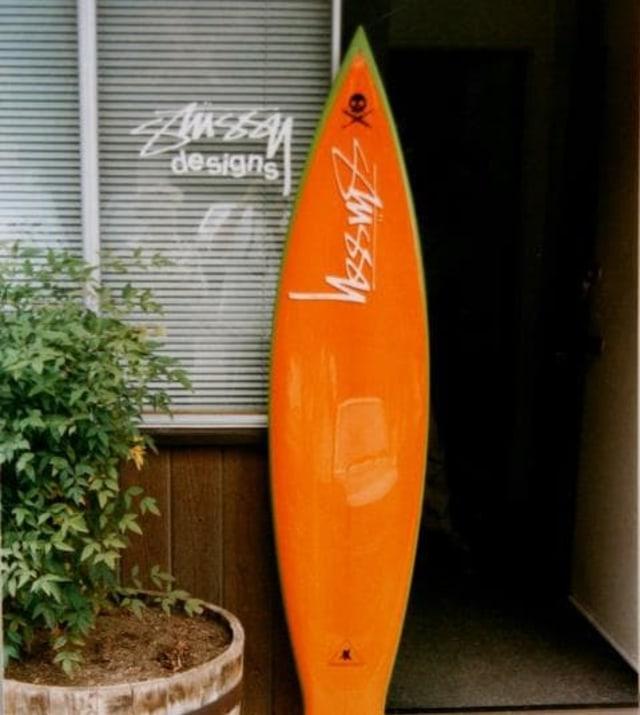 Papan Surf Stussy