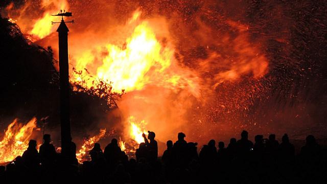 Pabrik Kimia di Serang Ludes Terbakar, Satu Orang Tewas (213820)