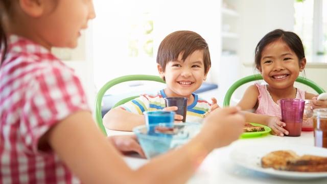 Ciptakan lingkungan menyenangkan untuk anak