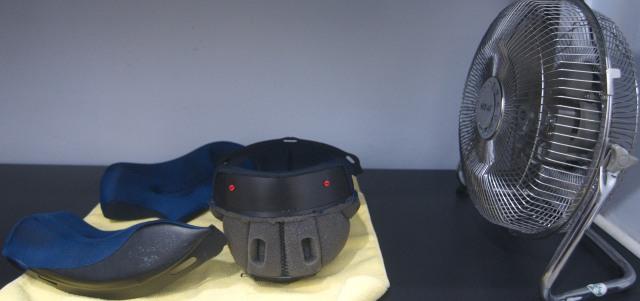 Mencuci Helm Sendiri