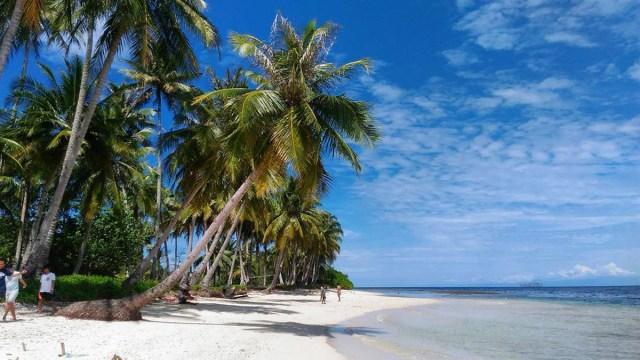 Menjelajahi Air Terjun Ikonik di Pulau Mursala, Tapanuli (13838)