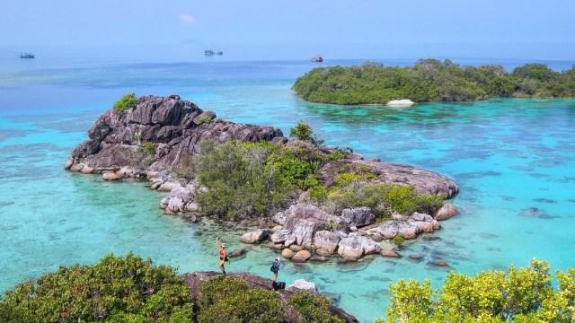 Kepulauan Anambas, Riau
