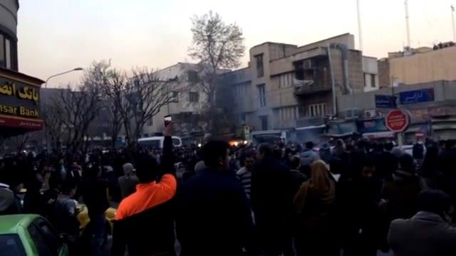 450 Orang Demonstran Anti-Pemerintah Ditangkap Aparat Iran (1170478)