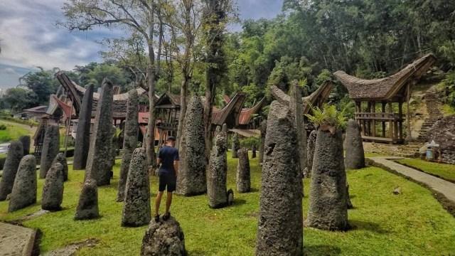 Bori Kalimbuang, Warisan Megalitikum Toraja yang Instagramable (147750)