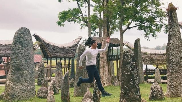 Bori Kalimbuang, Warisan Megalitikum Toraja yang Instagramable (147749)