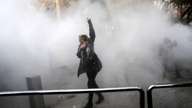 QnA: Mengapa Demonstrasi Berujung Maut Terjadi di Iran? (470940)