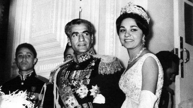 Mohammed Reza Pahlavi dan Farah Diba