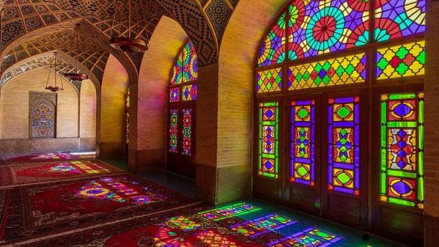 Masjid Nasir ol Molk, Iran