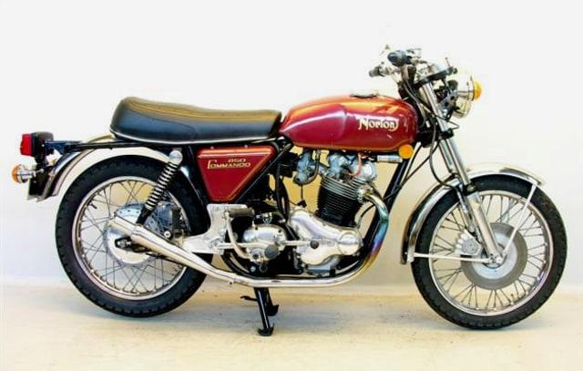 Inggris dan 4 Sepeda Motor Klasik Mereka yang Legendaris (46995)