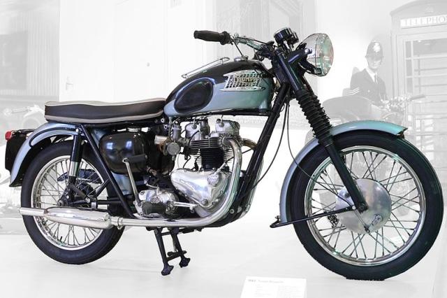 Inggris dan 4 Sepeda Motor Klasik Mereka yang Legendaris (46996)