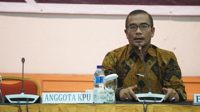 Komisioner KPU RI Divisi Hukum, Hasyim Ashari