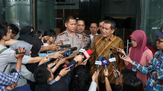 KPK: Polres Jaksel Akan Jadi Contoh Kantor Polisi Bebas Korupsi (196461)