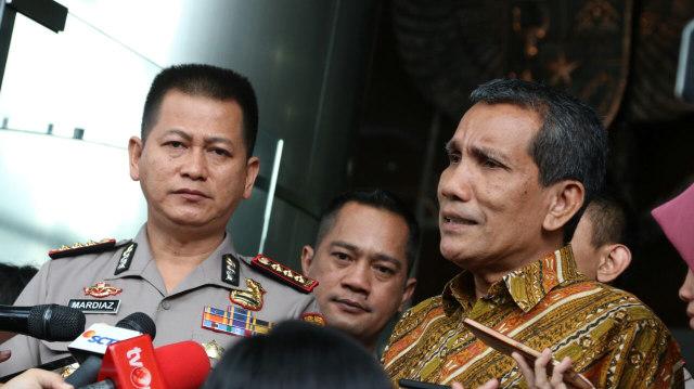 KPK: Polres Jaksel Akan Jadi Contoh Kantor Polisi Bebas Korupsi (196460)