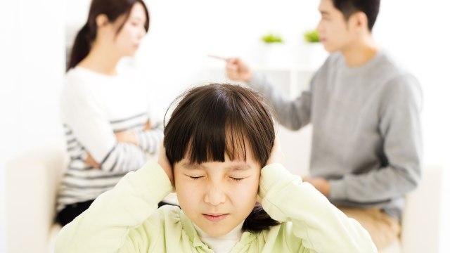 Situasi keluarga dengan stress tertinggi