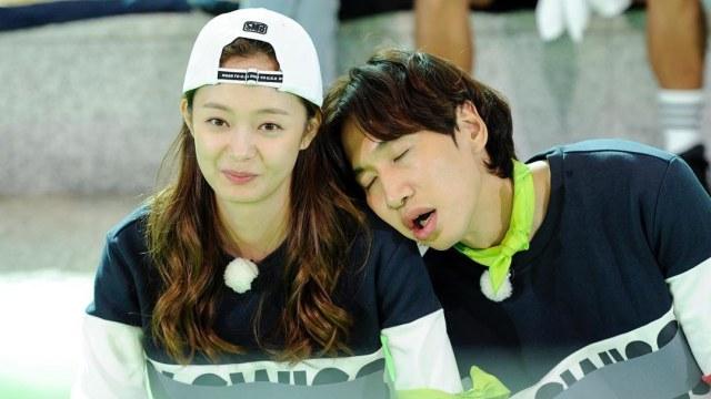 Jeon So-min dan Lee Kwang-soo
