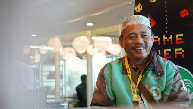 Nurwahid, driver GOJEK