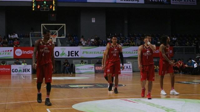 Bima Perkasa Jogja vs Garuda Bandung