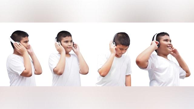 Musik memengaruhi pola piker dan perilaku anak