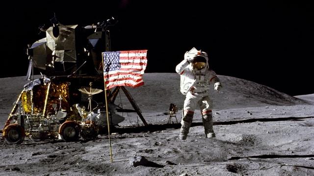 Astronaut NASA, John Young