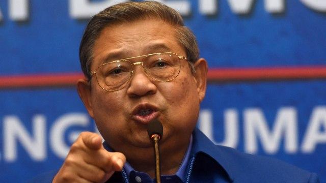 Andi Mallarangeng: 10 Tahun SBY Pakai Pesawat Eks Soeharto, Tak Pernah Ganti Cat (172423)