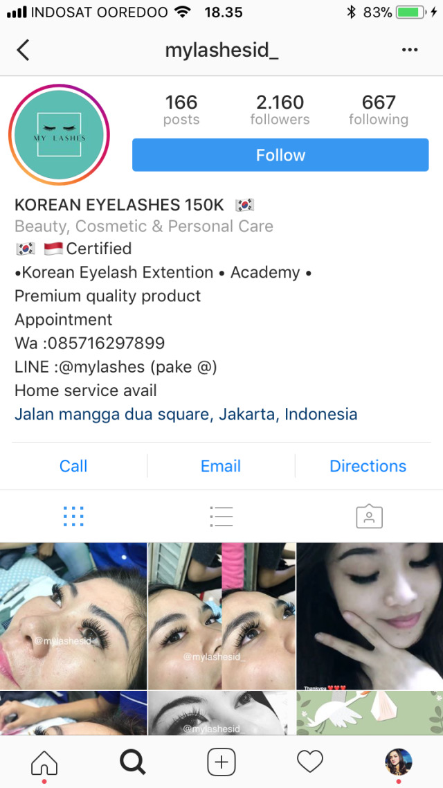 3 Rekomendasi Salon Bulu Mata Di Jakarta, Yang Pas Dikantong